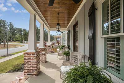 Porch | Greg Oldham Realtor Home Buying Selling Columbia County GA